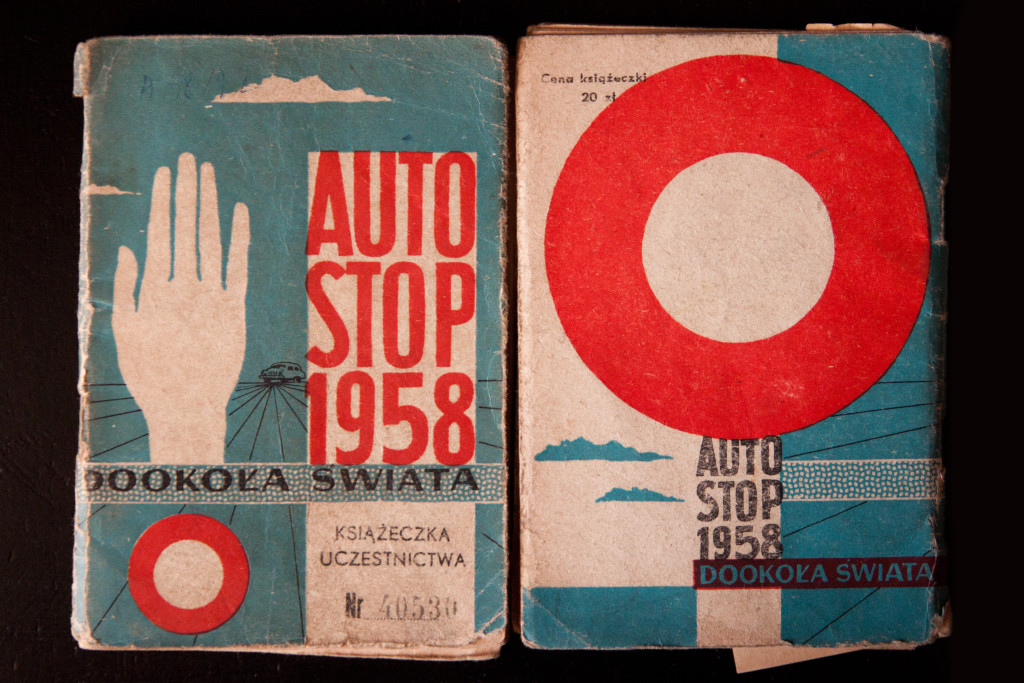 książeczka autostopowa