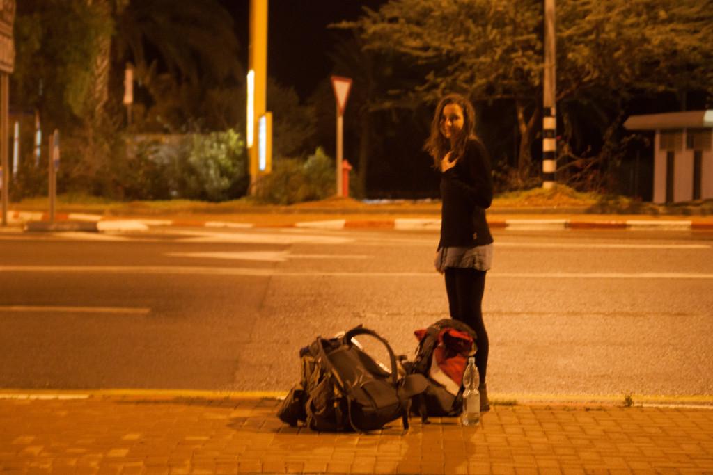 izrael niskobudżetowo