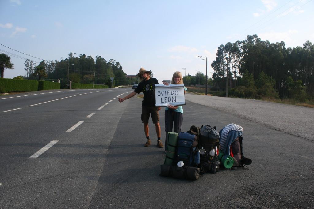 camino del norte przewodnik