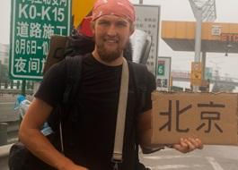 Autostopem do Pekinu - Plecak Wspomnień