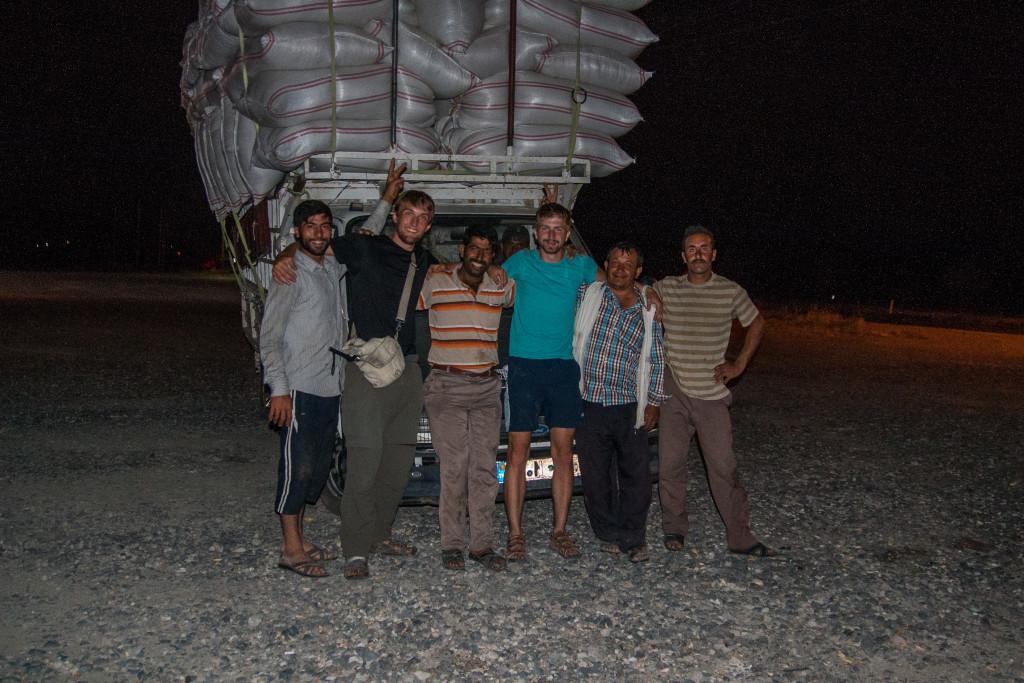 autostop w turcji