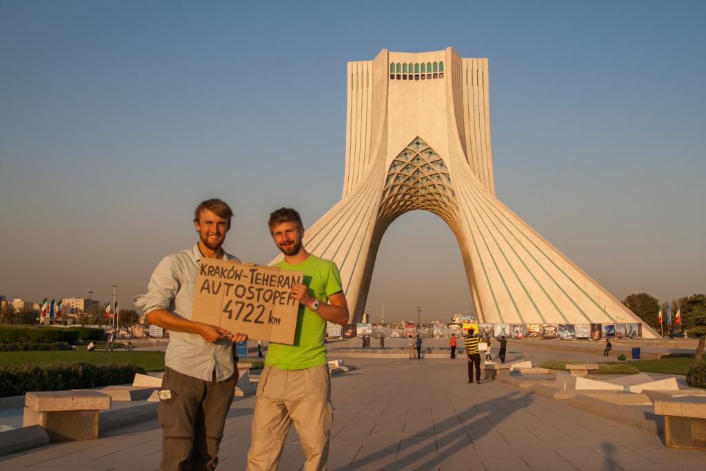 irańska gościnność