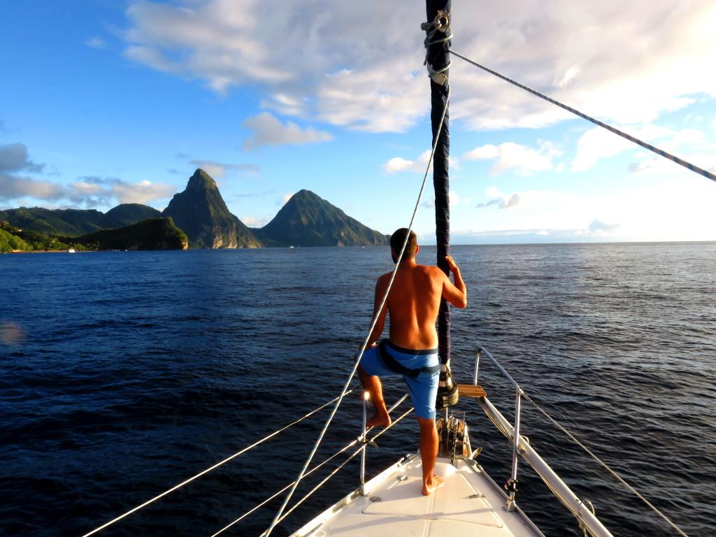 jachtostopem na karaiby