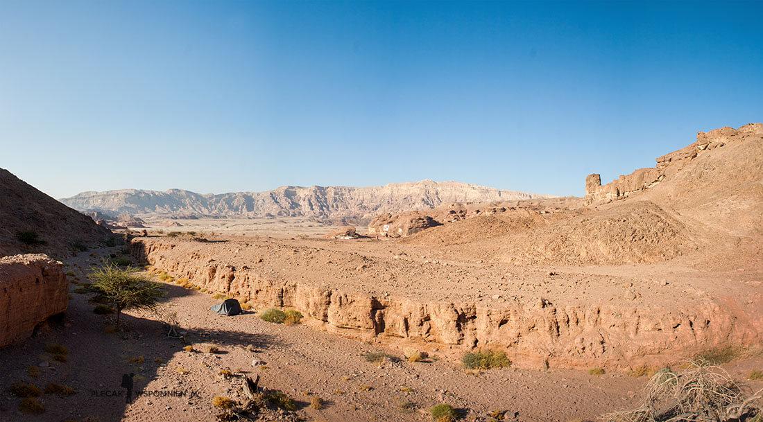 pustynia izrael